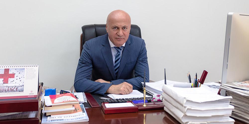 Поздравление Генерального прокурора Республики Южная Осетия с Днём работника прокуратуры