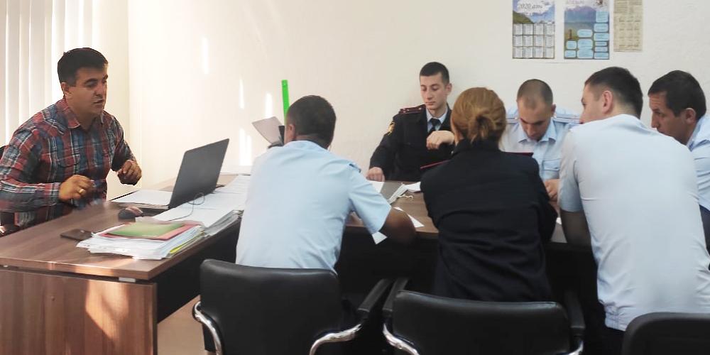 В прокуратуре Цхинвальского района проведены семинарские занятия