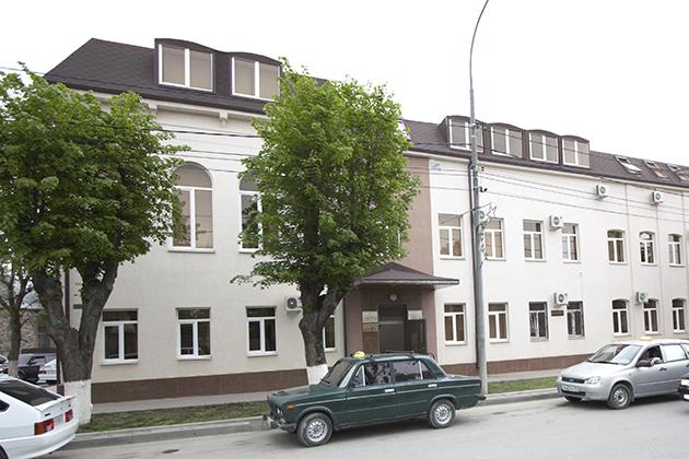 Прокуратура Цхинвальского района
