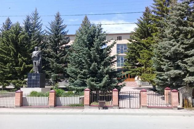 Прокуратура Знаурского района